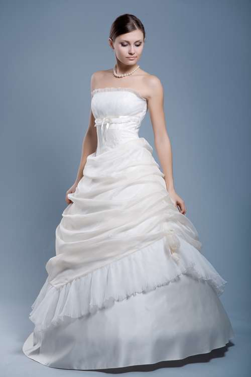 White Military Ball Dresses